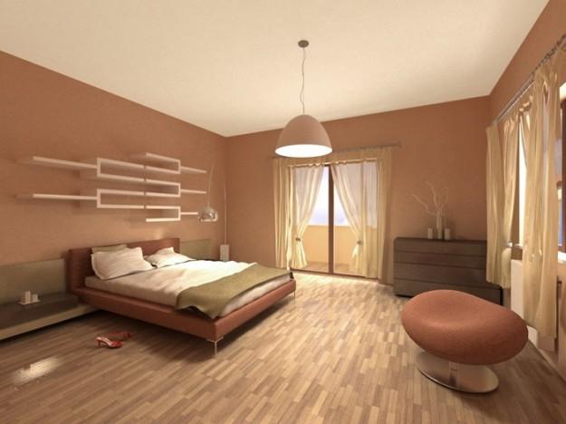 Idropitture murali edilver colorificio milano - Pareti particolari per camere da letto ...