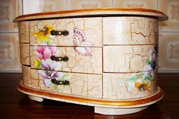 Prodotti per decoupage all ingrosso sanotint light tabella colori - Decoupage su mobili in legno ...