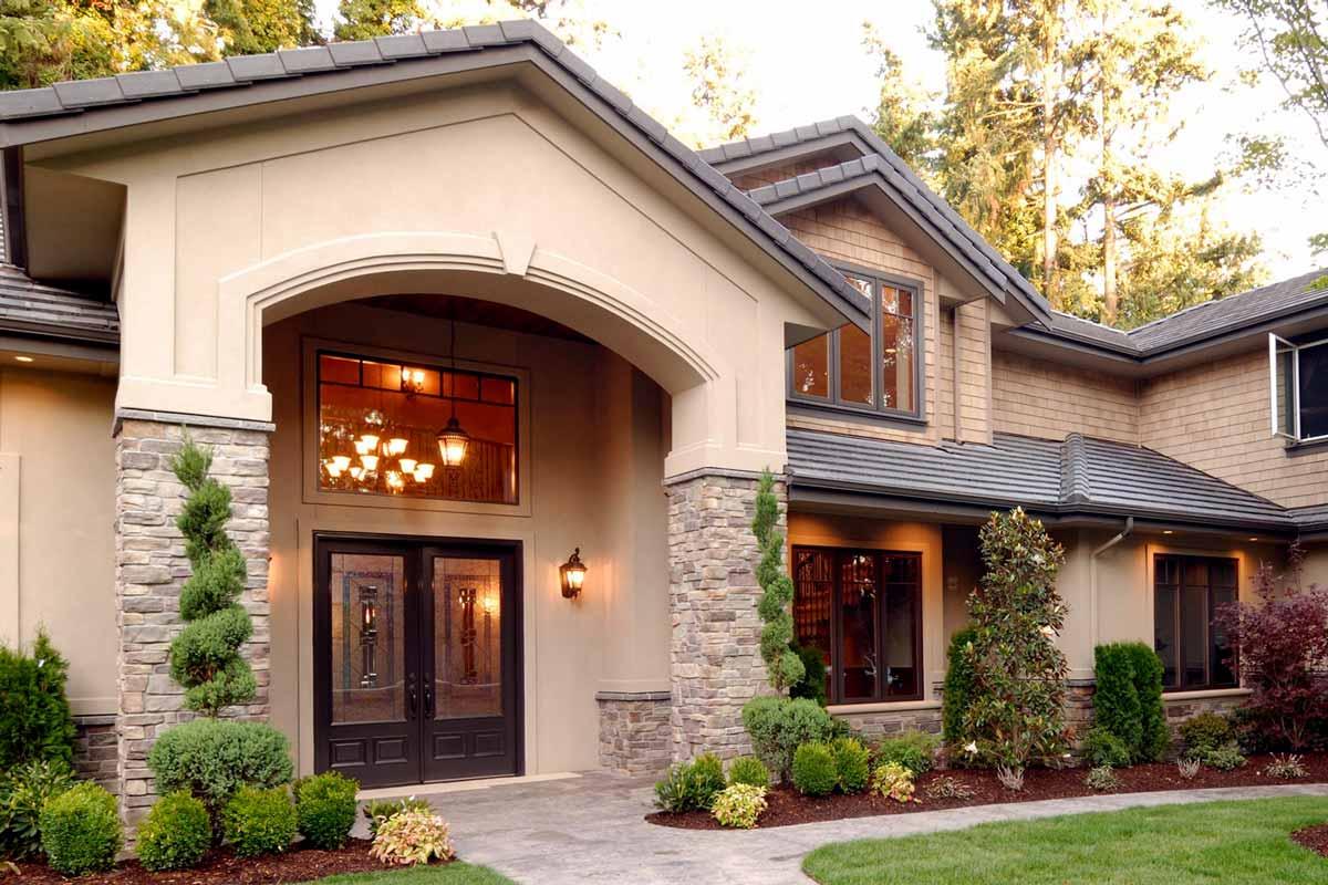 Rivestimenti per esterni edilver colorificio milano - Colori case esterne ...