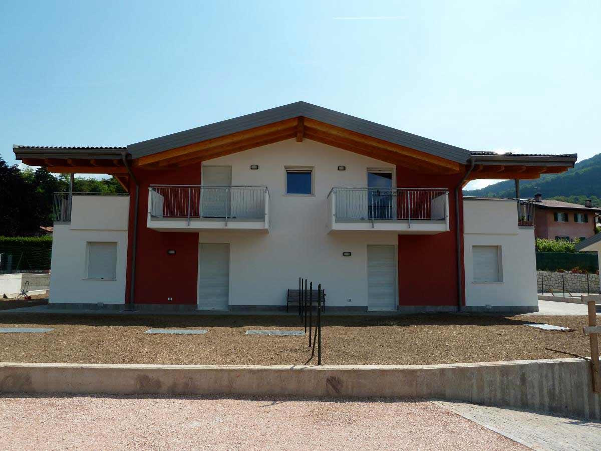 Rivestimenti per esterni edilver colorificio milano - Immagini case belle esterno ...