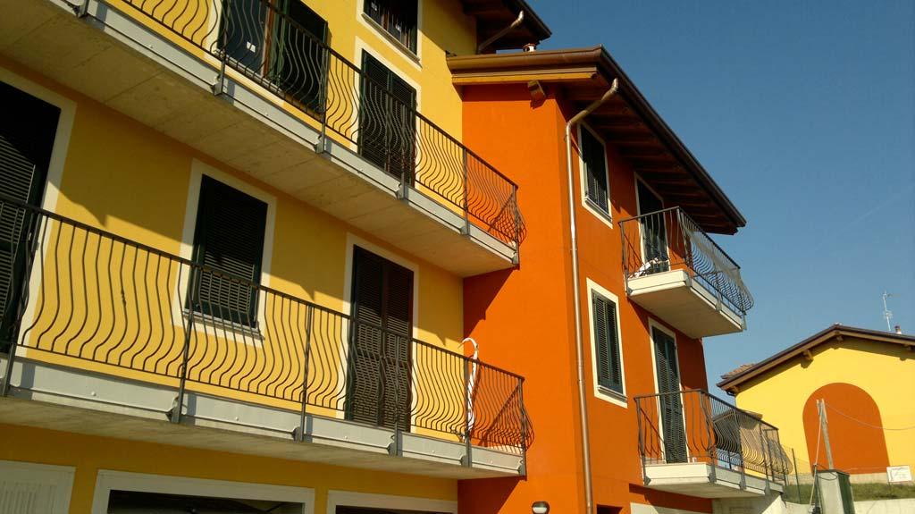 Rivestimenti per esterni edilver colorificio milano - Tinteggiatura casa ...